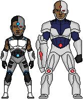 Cyborg (DCAU)