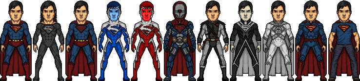 Clark Superman 2.0