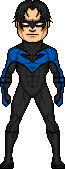 Dick Grayson Nightwing by BAILEY2088