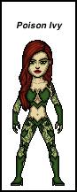 DC Comic Fan Art Poison Ivy 1