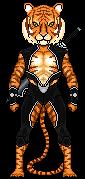 Bronze tiger n52