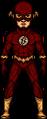 Wally west flash by thebatwarrior