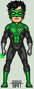 Micro new 52 kyle rayner green lantern by everydaybattman-d4qris5