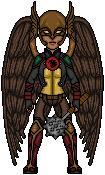 Hawkgirl by naps137 d9oszgw