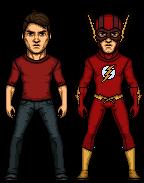 Flash (JL 1997 Movie) by Stuart1001