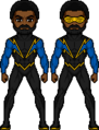 Black Lightning (Jefferson Pierce) (Young Justice)