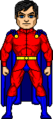 Superman Counterparts corrections Mon-el-BOF