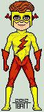 Micro classic kid flash by everydaybattman-d4sqb60