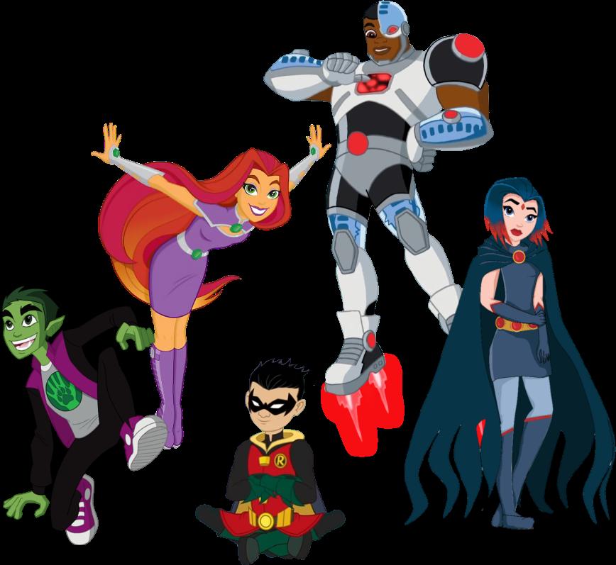 Teen Titans West (G1)