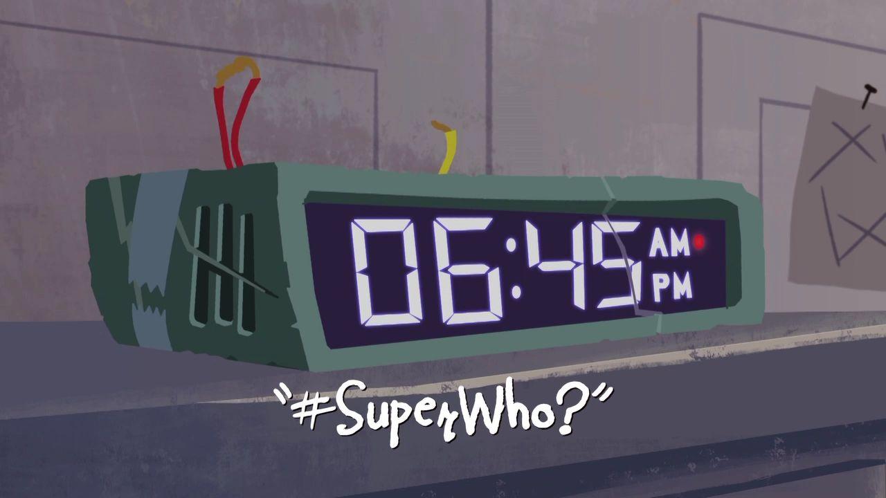 Super Who?