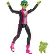 Doll stockography - Action Figure Beast Boy