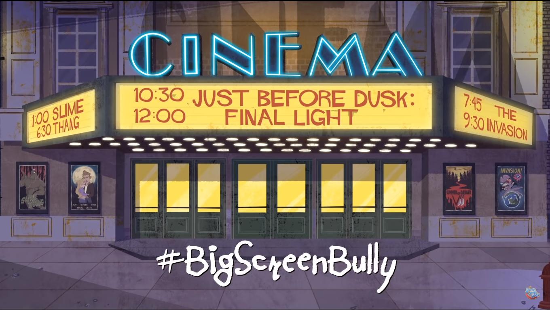 Big Screen Bully