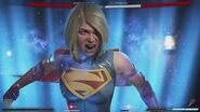 Injustice 2 Supergirl vs Power Girl Rematch 1080p60 Gameplay