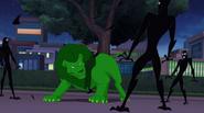 Beast Boy as Lion