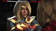 Injustice 2- Supergirl vs Powergirl