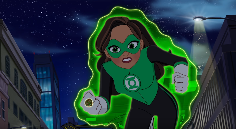 Green Lantern (Jessica Cruz) (G1)