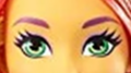 Starfire DCSHG Doll Eyes