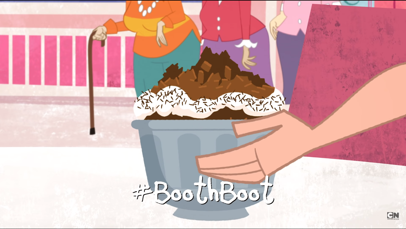 Booth Boot
