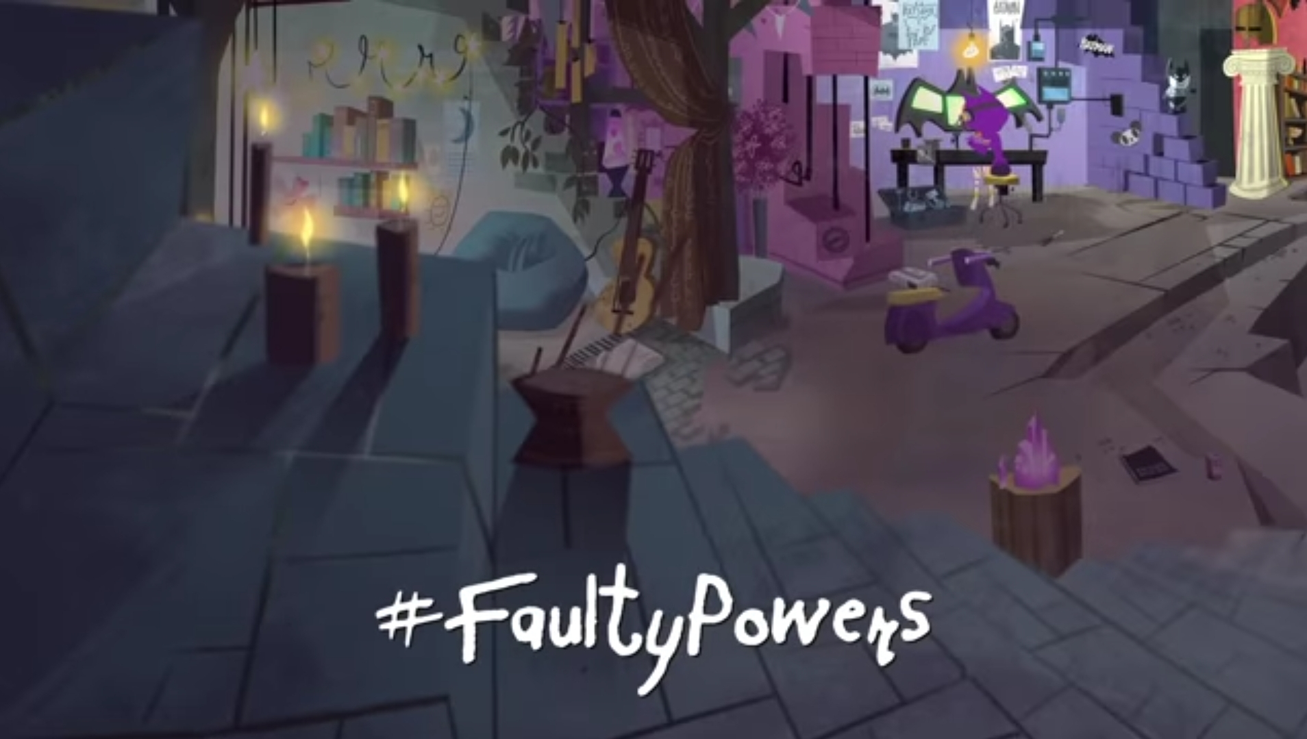 Faulty Powers