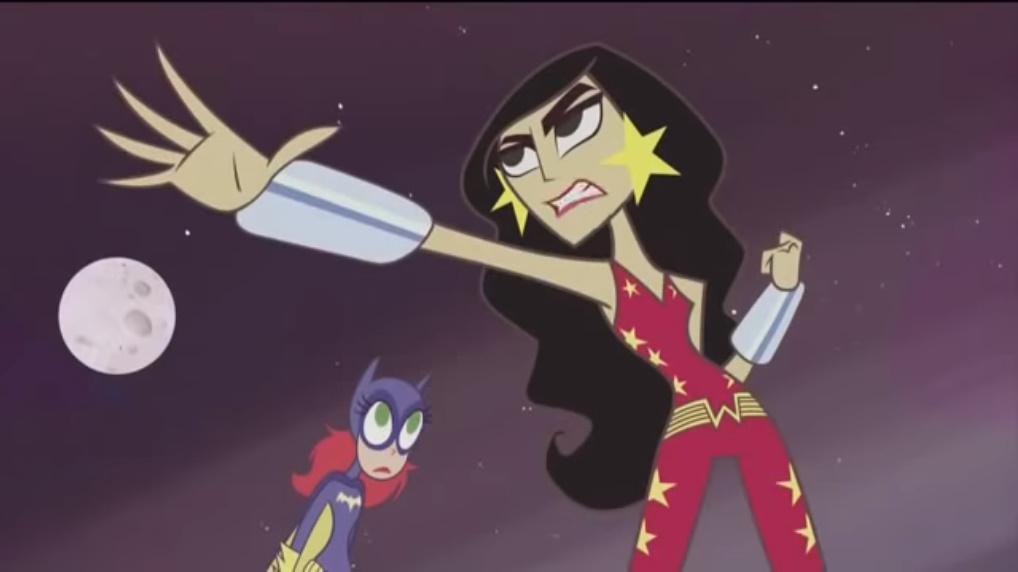 Wonder Girl (SBFF)