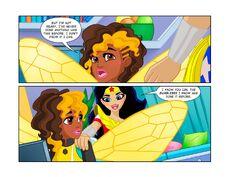 Wonder Woman DCSHG Comic Back with the Lassoo