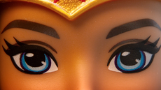 Wonder Woman DCSHG Doll Cowgirl Eyes