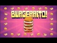 "Cartoon Network - Teen Titans GO-DC Super Hero Girls ""Space House"" bumper (Burgerrito)"