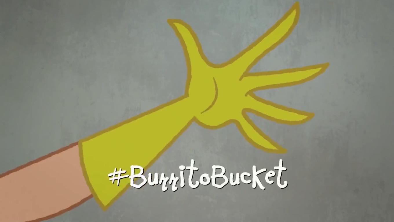 Burrito Bucket