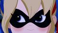 Harley Quinn DCSHG Eyes