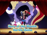 Hero of the Month: Harley Quinn