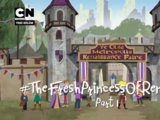 The Fresh Princess of Ren Faire