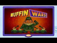 "Cartoon Network - Teen Titans GO-DC Super Hero Girls ""Space House"" bumper (Muffin Wars)"