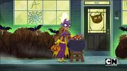 Nightmare in Gotham. BatJess finds Candy