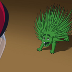 Beast Boy as Porcupine.png