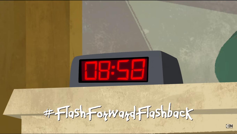 Flash Forward Flashback