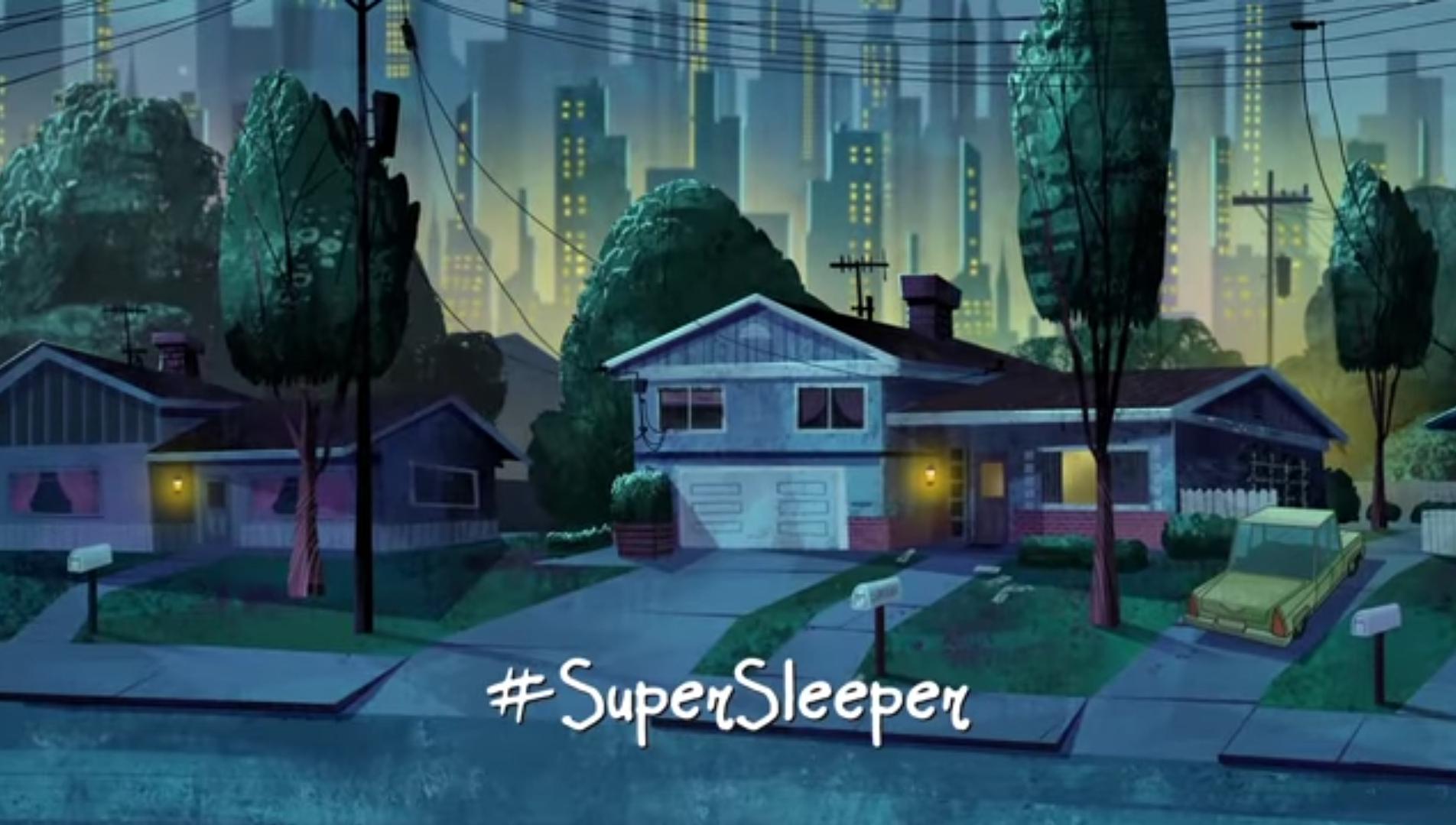 Super Sleeper