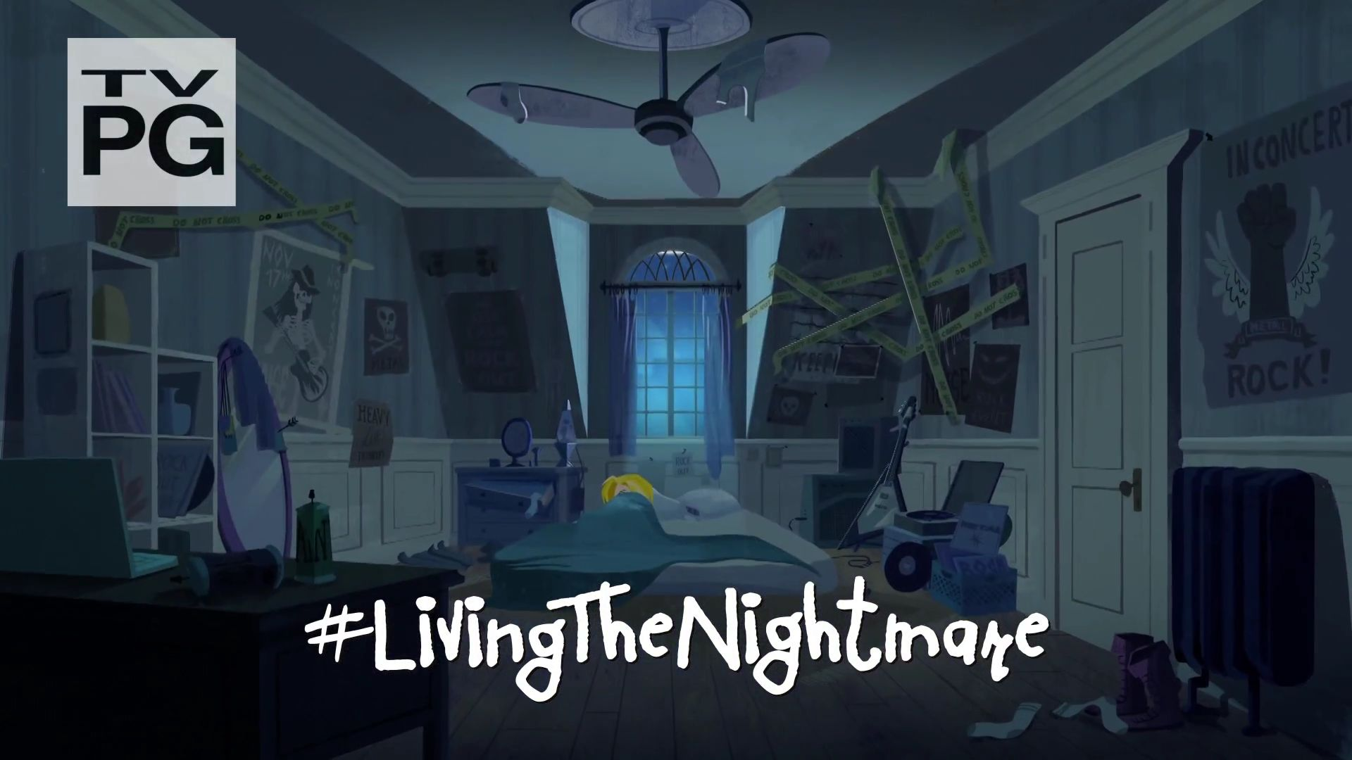 Living the Nightmare