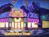 Superhero Feud