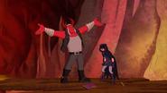 Trigon and Raven