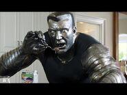 Colossus & Negasonic Teenage Warhead - First Appearance Scene - Deadpool (2016) Movie Clip HD