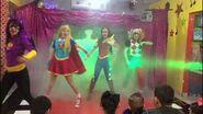 DC SUPER HERO GIRLS - Show Mi Mundo de Princesas