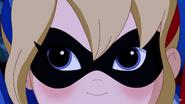Harley Quinn DCSHG moving eyes