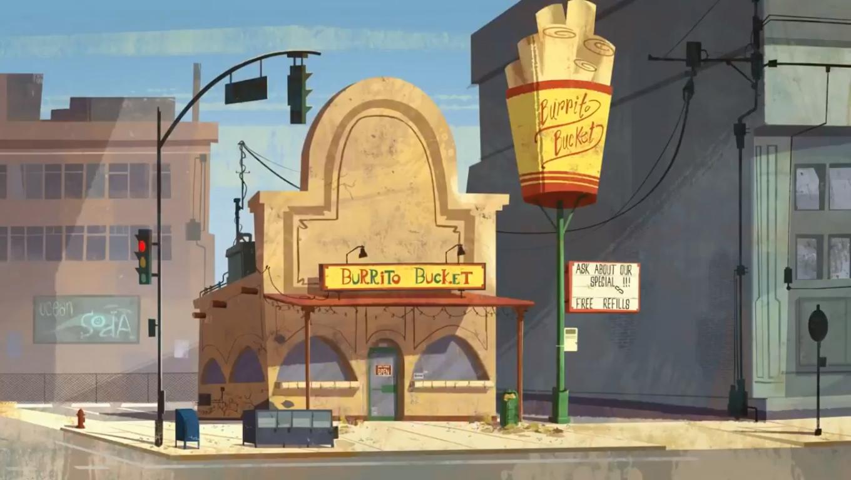 Burrito Bucket (location)