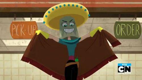 Burrito Bucketeer