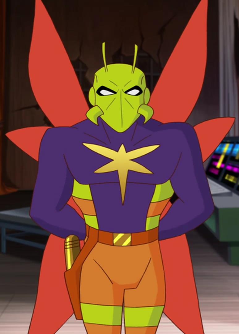 Killer Moth (G1)