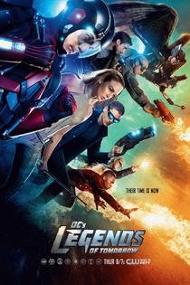 Legends of Tomorrow Staffel 1