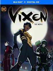 Vixen Staffel 1 Blu-ray