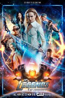 Legends of Tomorrow Staffel 3
