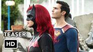 "CRISIS ON INFINITE EARTHS ""Heroes Unite"" Promo HD The Flash, Arrow, Supergirl, Batwoman"
