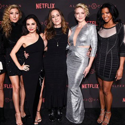 EXCLUSIVE: 'Altered Carbon' Women Promise 'Equal Opportunity' Violence, Nudity